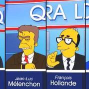 Greenpeace imagine un débat présidentiel délirant version « Les Simpson»