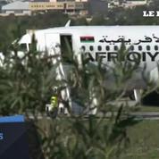 Avion libyen détourné: les premiers otages ont été libérés