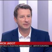 Jadot : «La pollution c'est vingt mois d'espérance de vie en moins en Ile-de-France»