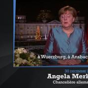 Les vœux d'espoir d'Obama, Merkel et Xi Jinping pour 2017
