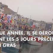 Le carnaval de Granville rentre au patrimoine de l'Unesco