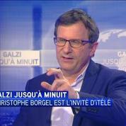 L'invité politique d'Olivier Galzi du 12/12/2016