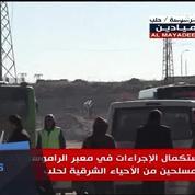 Syrie: les derniers civils et rebelles d'Alep attendent d'être évacués