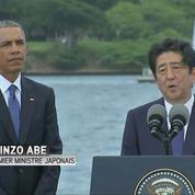 Rencontre historique entre Obama et Abe à Pearl Harbor