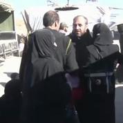 Tandis qu'Alep-est subit les bombes, Palmyre est soumise aux assauts des terroristes