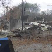 États-Unis : des feux de forêt font 7 morts dans le Tennessee