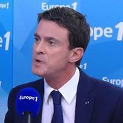 Manuel Valls favorable à une augmentation du budget de la défense