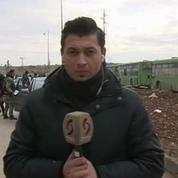 L'évacuation des civils d'Alep suspendue