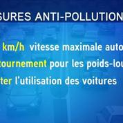 La pollution envahit Paris, de nouvelles mesures en place