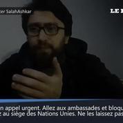 Alep : les civils lancent des vidéos de détresse au sein du conflit
