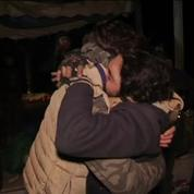 L'opération d'évacuation d'Alep, toujours un échec