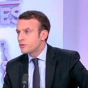 Pour Macron, le débat demandé par Cambadélis est une