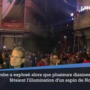 Une explosion gâche la fête à Alep-Ouest