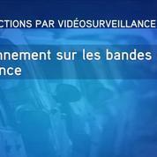 Code de la route: des amendes éditées à partir de la vidéosurveillance