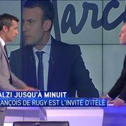 L'invité politique d'Olivier Galzi du 13/12/2016