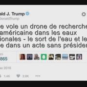 Le tweet embarrassant de Trump sur la Chine
