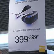 Les casques de réalité virtuelle, futur carton de Noël ?