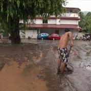 Inondations : La Polynésie française sous les eaux