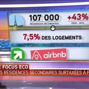 Focus éco : les résidences secondaires surtaxées à Paris
