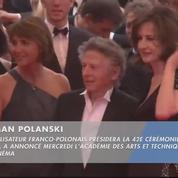 Roman Polanski présidera la 42ème cérémonie des César
