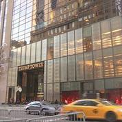 Etats-Unis : business compliqué autour de la Trump Tower