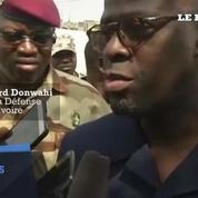Côte d'Ivoire : le ministre de la Défense à la rencontre des soldats insurgés