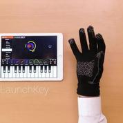 Specktr : le gant qui permet de jouer plusieurs instruments de musique