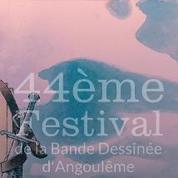 44ème Festival d'Angoulême - accroche