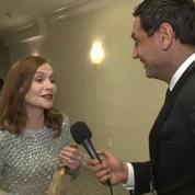 Golden Globes : Isabelle Huppert sacrée meilleure actrice dans un film dramatique
