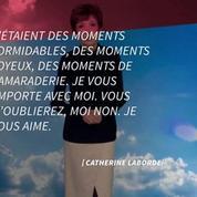 Catherine Laborde : ses adieux à la météo de TF1