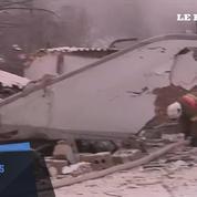 Un crash d'avion fait au moins 37 morts au Kirghizstan