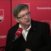 Pour Mélenchon, Macron est un «grand bourgeois qui ne connaît rien à la vie»