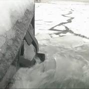Strasbourg : le brise-glace vieux de 80 ans