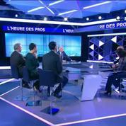 François Hollande au théâtre pendant le deuxième débat