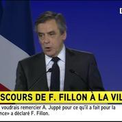 François Fillon : « Qu'on laisse ma femme en dehors »