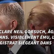 Trump nomme le juge conservateur Neil Gorsuch à la Cour suprême américaine