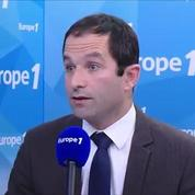 Benoît Hamon appelle à la discussion avec Macron et Mélenchon s'il remporte la primaire