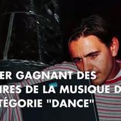 Le DJ et producteur Laurent Garnier reçoit la Légion d'honneur