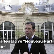 Benoît Hamon, l'outsider