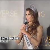 La Française Iris Mittenaere sacrée Miss Univers