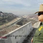 Le mur de Donald Trump