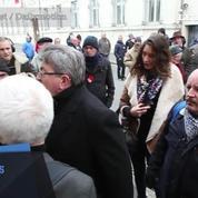 Vive altercation entre Mélenchon et les cheminots : «J'use ma vie à vous défendre !»