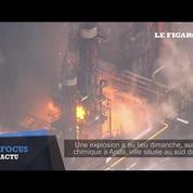 Japon : explosion sur un site chimique, 3 000 personnes évacuées