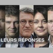 Les candidats de la primaire de la gauche jugent le quinquennat de Hollande