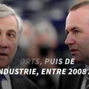 Qui est Antonio Tajani, le nouveau président du Parlement européen ?