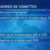 La nouvelle vignette écologique tente de s'imposer dans Paris