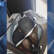 Un migrant retrouvé dans une valise à Ceuta