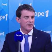 Pour Valls, Hollande «a eu raison» d'aller voir Michel Drucker