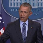 Barack Obama livre un dernier discours optimiste