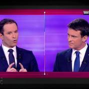 Primaire à gauche : dernier débat entre les deux candidats